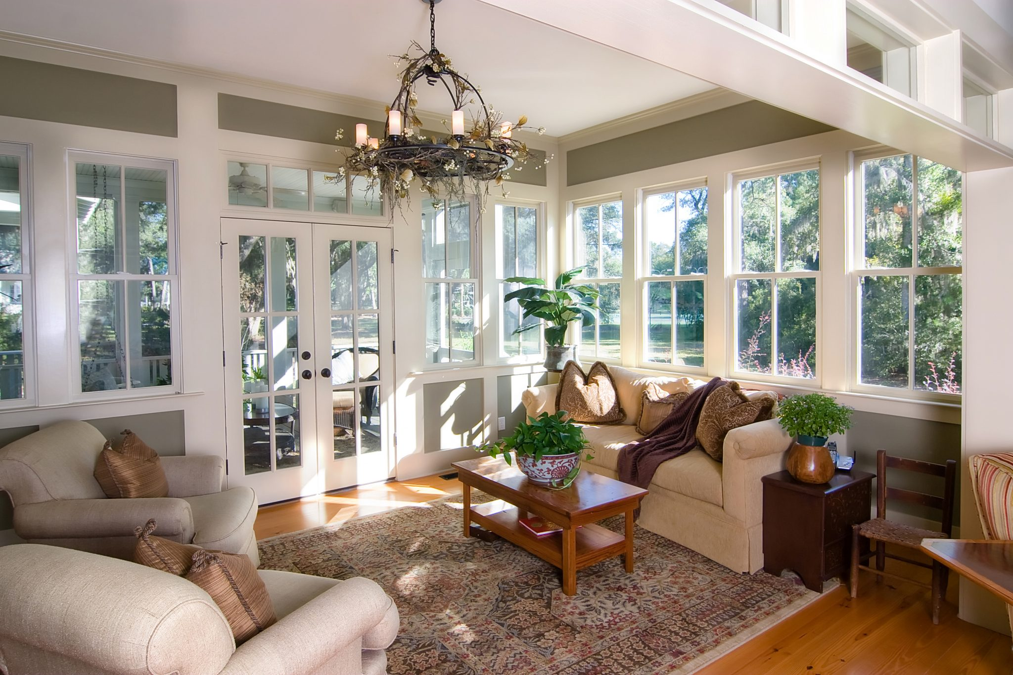 4 Different Uses for a Sunroom Addition